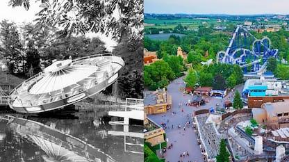 Gardaland compie 45 anni, dal 1975 a oggi 100 milioni di visitatori