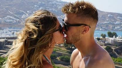 Chiara Nasti, Niklas Dorsch è il nuovo fidanzato