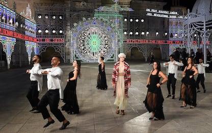 Dior sfila con la nuova collezione Cruise a Lecce: omaggio al Salento