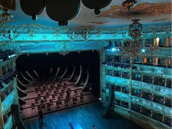 #Hashtagart, dall'arca della Fenice al palco in Arena: si va in scena