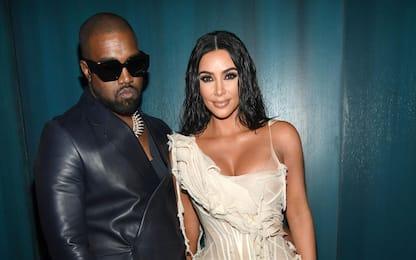"""Kanye West si scusa con Kim Kardashian: """"Per piacere, perdonami"""""""