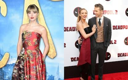 Blake Lively e Ryan Reynolds: Taylor Swift svela il nome della figlia