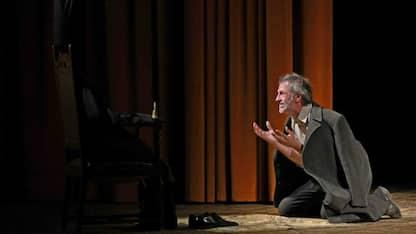 Teatro, Fabrizio Ferracane: penso a un ruolo leggero magari in costume