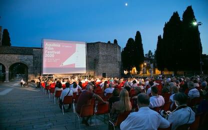 Aquileia Film Festival, il programma dell'edizione 2020