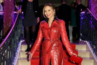 ROME, ITALY - APRIL 08:  Actress Ornella Muti attends the '5th Rendez-vous' French Film Festival Opening Ceremony at Sofitel Hotel on April 8, 2015 in Rome, Italy.  (Photo by Ernesto Ruscio/Getty Images)