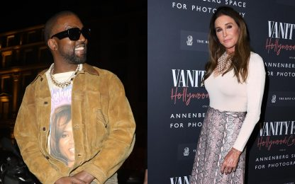 "Kanye West: Caitlyn Jenner lo difende e lo definisce ""un buon amico"""