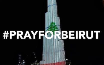 """Esplosioni Beirut, Mika su Twitter: """"E' straziante, il mio cuore è lì"""""""