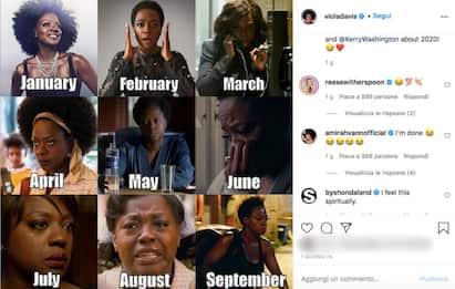 Oscar 2021, Viola Davis vita  film protagonista
