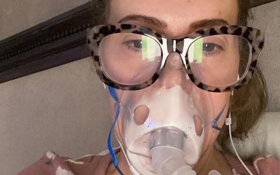 """Alyssa Milano, attrice della serie tv """"Streghe"""" rivela: """"Ho avuto il ..."""