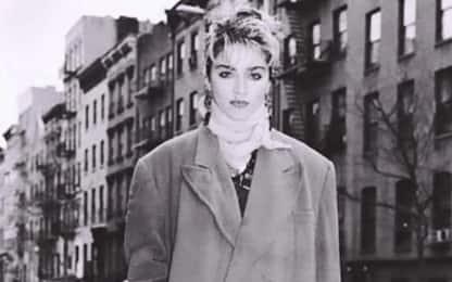 Madonna ricorda il suo debutto: la foto prima di diventare famosa