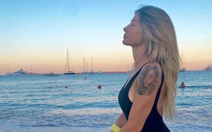 Maddalena Corvaglia, gli scatti in Sardegna: il post su Instagram