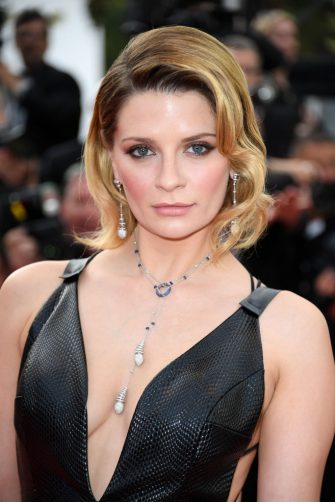 CANNES, FRANCE - MAY 23:  Mischa Barton attends the 70th Anniversary of the 70th annual Cannes Film Festival at Palais des Festivals on May 23, 2017 in Cannes, France.  (Photo by Venturelli/WireImage)