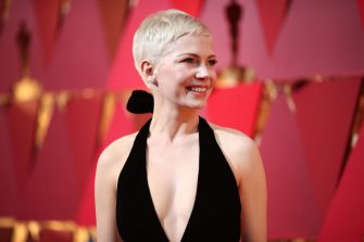 HOLLYWOOD, CA - FEBRUARY 26:  Actor Michelle Williams attends the 89th Annual Academy Awards at Hollywood & Highland Center on February 26, 2017 in Hollywood, California.  (Photo by Christopher Polk/Getty Images)