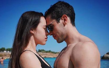 Aurora Ramazzotti, le foto con il fidanzato Goffredo