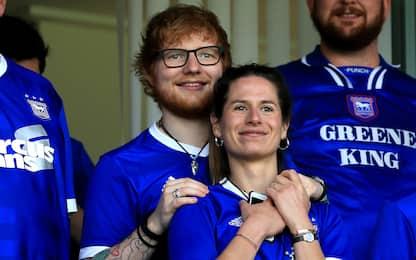 Ed Sheeran, primo figlio in arrivo con la moglie Cherry Seaborn