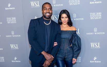 Kim Kardashian e Kanye West, vacanze per salvare il matrimonio
