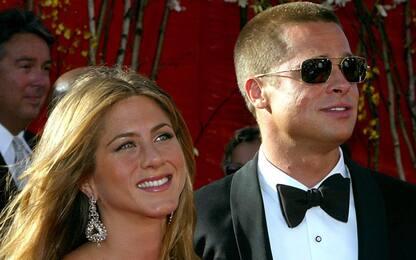 Brad Pitt e Jennifer Aniston tornano insieme (ma solo in video)