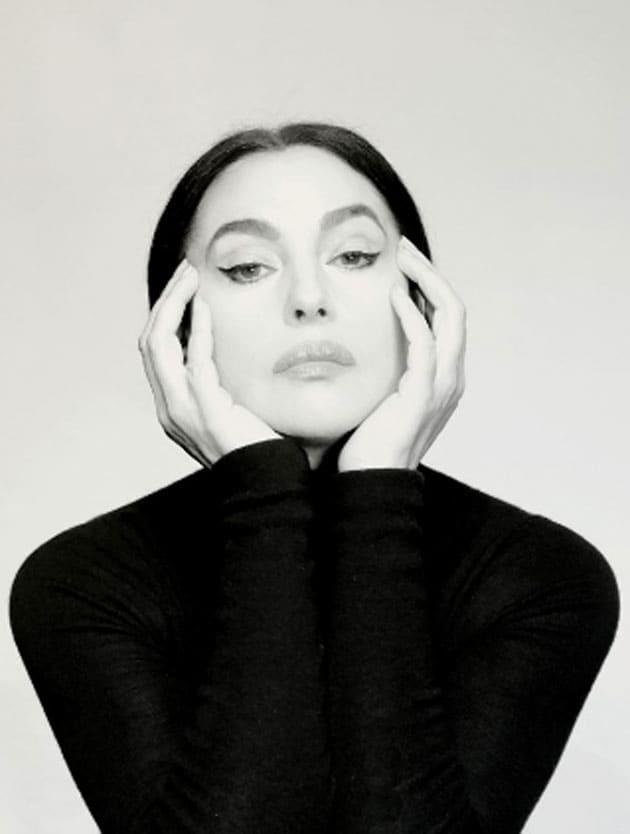Monica Bellucci | Photo Tom Volf