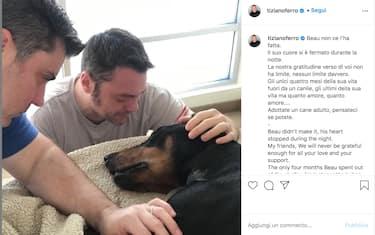 tiziano ferro instagram