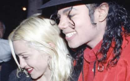 Madonna, la foto con Michael Jackson nel giorno del suo compleanno