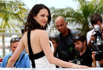 CANNES, FRANCE - MAY 13:  Jury member Asia Argento attends the Jury Presentation Photocall at the Palais des Festivals during the 62nd International Cannes Film Festival on May 13, 2009 in Cannes, France.  (Photo by Sean Gallup/Getty Images)