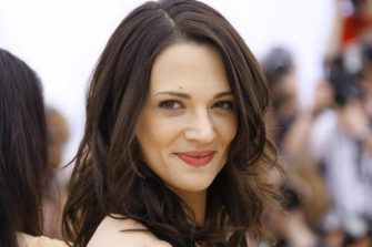 Italian actress and director Asia Argento poses during the jury members photocall on May 13, 2009 at the 62nd Cannes Film Festival. Cannes kicks off Wednesday with a 3D crowd-pleaser cartoon as a bevy of auteur directors and megastars, from Quentin Tarantino to Brad Pitt, jet in for the annual film festival frenzy.    AFP PHOTO / VALERY HACHE (Photo credit should read VALERY HACHE/AFP via Getty Images)