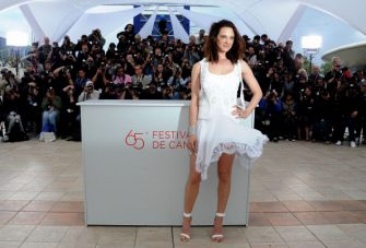 CANNES, FRANCE - MAY 19:  Actress Asia Argento poses at the 'Dario Argento's Dracula 3D' photocall during the 65th Annual Cannes Film Festival at Palais des Festivals on May 19, 2012 in Cannes, France.  (Photo by Pascal Le Segretain/Getty Images)
