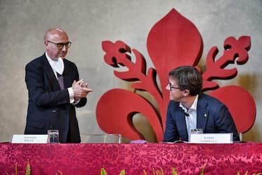 Alfonso Dolce e Dario Nardella