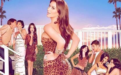 Cala il sipario sul reality dei Kardashian, addio prossima stagione
