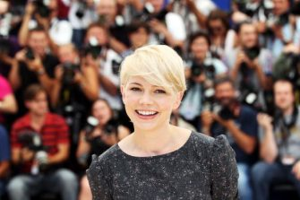 """CANNES, FRANCE - MAY 18:  Actress Michelle Williams attends the """"Blue Valentine"""" Photocall at the Palais des Festivals during the 63rd Annual Cannes Film Festival on May 18, 2010 in Cannes, France.  (Photo by Sean Gallup/Getty Images)"""