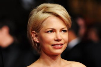 """CANNES, FRANCE - MAY 18:  Actress Michelle Williams attends the """"Blue Valentine"""" Premiere at the Palais des Festivals during the 63rd Annual Cannes Film Festival on May 18, 2010 in Cannes, France.  (Photo by Michael Buckner/Getty Images)"""