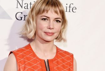 NEW YORK, NY - MAY 20:  Actress Michelle Williams attends the 82nd annual Drama League Awards Ceremony And Luncheon at Marriott Marquis Times Square on May 20, 2016 in New York City.  (Photo by Ilya S. Savenok/Getty Images)