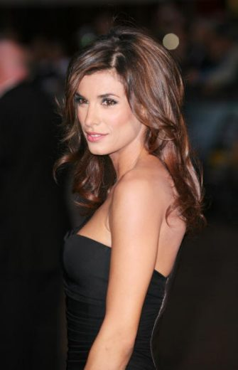 LONDON, ENGLAND - OCTOBER 14:  Elisabetta Canalis attends the Opening Gala for The Times BFI London Film Festival which Premiere's 'Fantastic Mr Fox' at the Odeon Leicester Square on October 14, 2009 in London, England.  (Photo by Jon Furniss/WireImage)