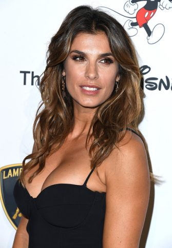 """BEVERLY HILLS, CALIFORNIA - OCTOBER 02: Elisabetta Canalis arrives at the Save the Children's """"Centennial Celebration: Once In A Lifetime"""" Presented By The Walt Disney Company at The Beverly Hilton Hotel on October 02, 2019 in Beverly Hills, California. (Photo by Steve Granitz/WireImage)"""