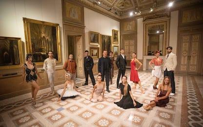 Roberto Bolle, l'Art Gala alle Gallerie d'Italia per Ondance