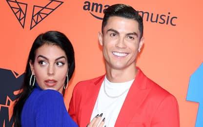 Cristiano Ronaldo, l'anello di fidanzamento da record per Georgina