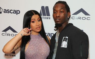 BEVERLY HILLS, CALIFORNIA - JUNE 20: Cardi B and Offset attens 2019 ASCAP Rhythm & Soul Music Awards at the Beverly Wilshire Four Seasons Hotel on June 20, 2019 in Beverly Hills, California. (Photo by Leon Bennett/WireImage)