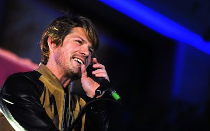 Taylor Hanson, il cantante ha annunciato l'arrivo del settimo figlio