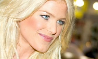Victoria Silvstedt (Photo by Mike Marsland/WireImage)