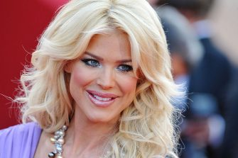 CANNES, FRANCE - MAY 20:  Victoria Silvstedt attends the Inglourious Basterds Premiere held at the Palais Des Festivals during the 62nd International Cannes Film Festival on May 20th, 2009 in Cannes, France.  (Photo by Francois Durand/Getty Images)