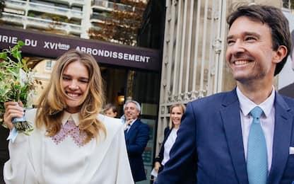 Matrimonio Natalia Vodianova e Antoine Arnault: il sì dopo 9 anni