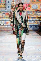 Dolce & Gabbana, la collezione primavera-estate 2021