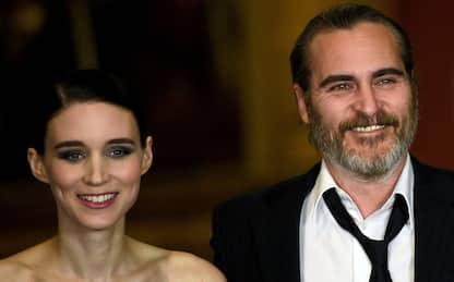Joaquin Phoenix e Rooney Mara genitori: è nato River