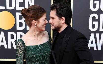 Game of Thrones, Kit Harington e Rose Leslie aspettano il primo figlio