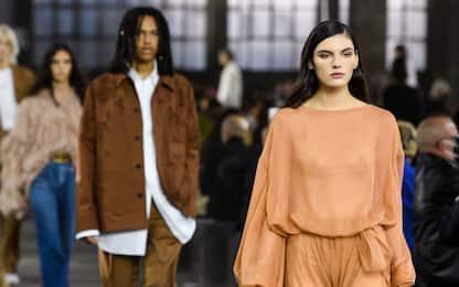 La sfilata di Valentino alla Milano Fashion Week 2020