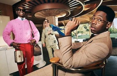 Life of a Rock Star, la nuova campagna uomo di Gucci