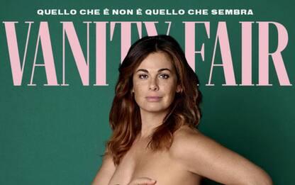 """""""Un messaggio per tutti"""": Vanessa Incontrada posa nuda su Vanity Fair"""