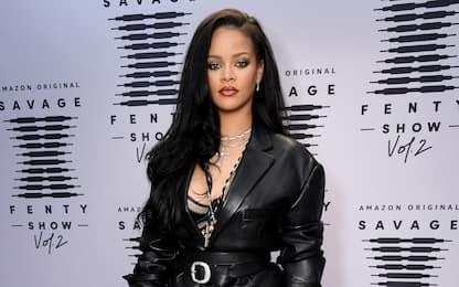 Le star presenti alla sfilata di Rihanna Savage X Fenty