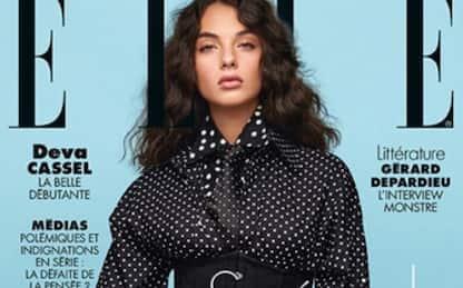 Deva Cassel sulla cover di Elle: le parole di mamma Monica Bellucci