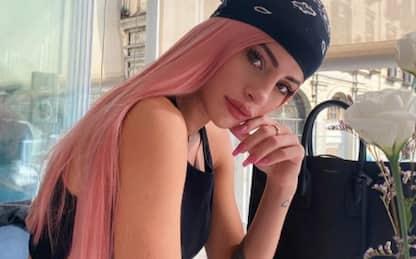 Chiara Nasti, nuovo look per l'influencer